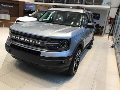 Ford Bronco Sport Big Bend 1.5l 175cv 4x4 At 0km 2021 01