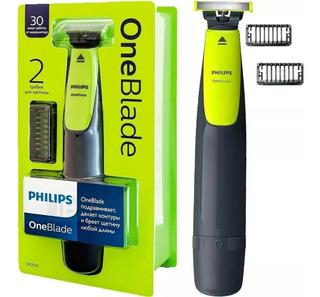 Barbeador Elétrico Philips One Blade Qp2510/10 ***vitrine***