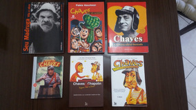 Coletânea De Livros Sobre Chaves