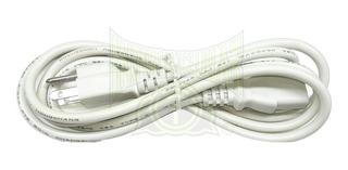 Cable Cpu Monitor Impresora Poder Corriente Original 1.5mts