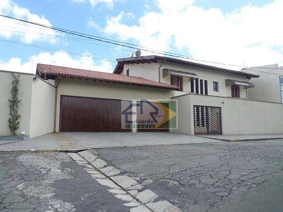 Sobrado Residencial À Venda, Jardim Altos De Suzano, Suzano. - So0073