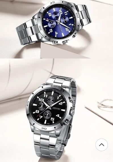 Relógio Masculino Chenxi Prova Dágua+mais Garantia