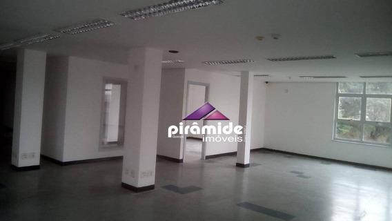 Prédio Comercial Para Locação, Jardim Nova América, São José Dos Campos - Pr0035. - Pr0035