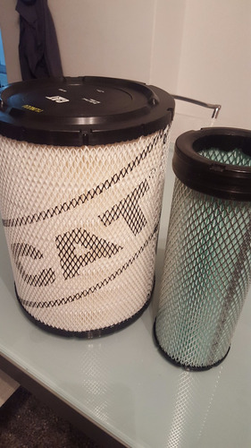 Filtro De Aire Caterpillar 6i-2499-2500 (aplica Kodiak)