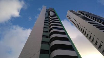Apartamento Com 3 Dormitórios Para Alugar, 91 M² Por R$ 1.950/mês - Madalena - Recife/pe - Ap1610