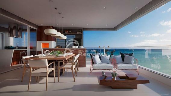 Apartamento Quadra Do Mar Com 3 Suítes Em Itapema - 136