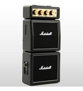 Mini Amplificador Marshall Ms4 2w Marshalito