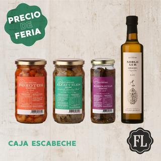 Promo Escabeche Mix Finca Lecumberri