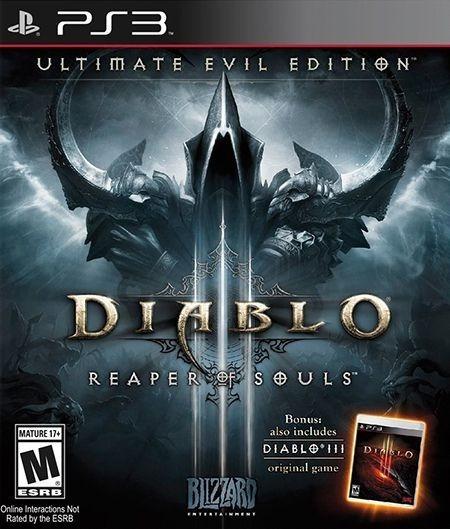 Diablo 3 Reaper Souls Ps3 Original Envio Imediato Psn!