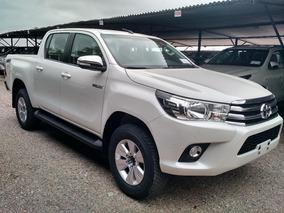 Toyota Hilux 2.8 Dc 4x4 Tdi Srv Aut L/16 2017