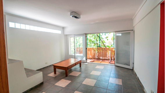 Villa Crespo. Ph 79 M2 3 Amb+ Estudio+ Balcón+ Patio. S/exp