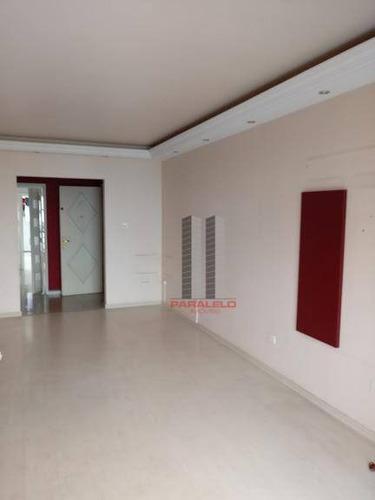 Apartamento Com 3 Dormitórios À Venda, 102 M² Por R$ 520.000,00 - Parque Da Mooca - São Paulo/sp - Ap2669