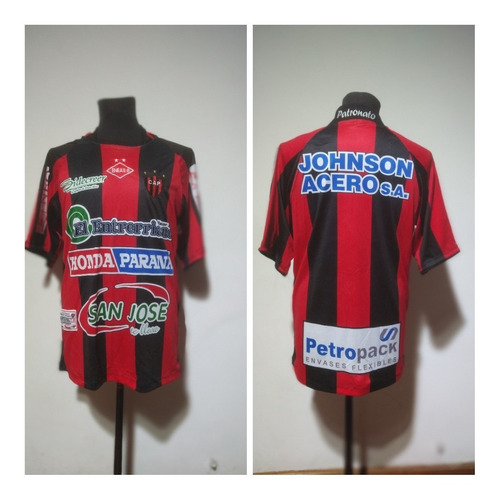 Camiseta Patronato 2010/2011