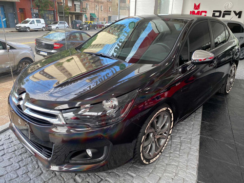 Citroën C4 Lounge 2017 1.6 S Edition Thp 165cv Ver Descripci