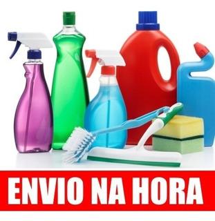 Fórmulas De Como Fabricar Produtos D Limpeza Passo A Passo 1