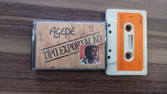 Fita K7- Agepê - Tipo Exportação