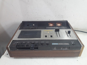 Tape Deitado Akai Gxc46d No Estado