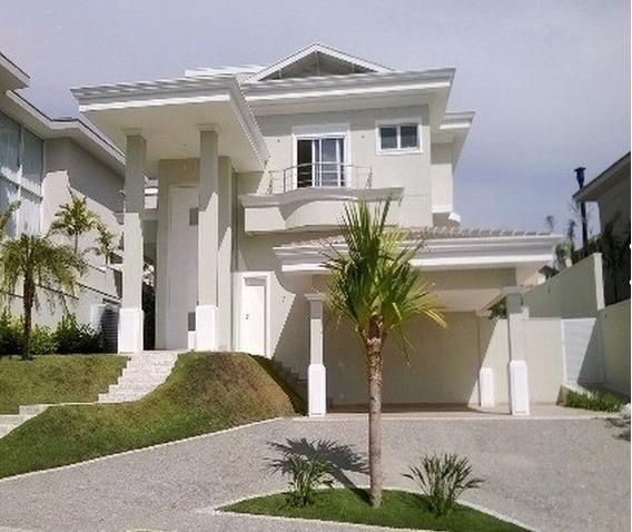 Casa A Venda No Alphaville Dom Pedro Em Campinas - Imobiliária Em Campinas - Ca00178 - 2601636
