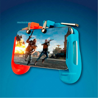 Gamepad Movil Ak16 Gatillos L1 R1 Pubg Fortnite Freefire