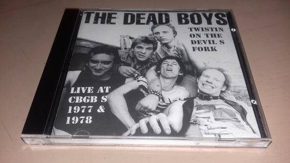 The Dead Boys - Cd Twistin On The Devils Fork