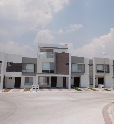 Querétaro, Zakia, Nuevas Casas De 3r En Venta!