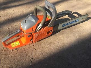 Motosierra Gamma 50cm3 Espada 50cm (20)