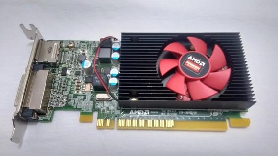 Placa Vídeo Amd Radeon R5 R430 2gb/ (não Da Imagem)