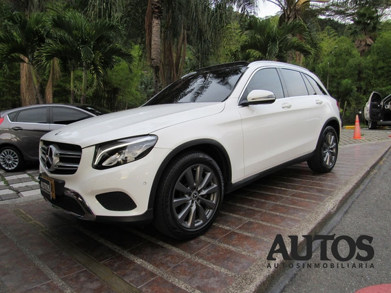 Mercedes Benz Glc 250 4 Matic At Sec Cc2000