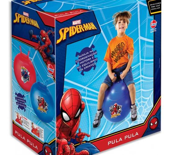 Pula Pula Spider-man