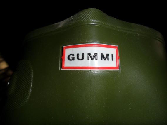 Botas De Goma Gummi