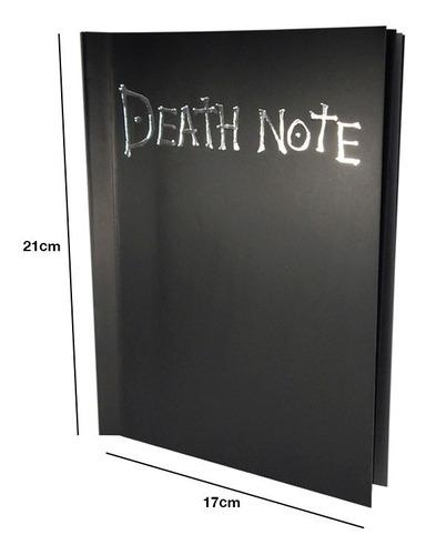 Death Note Libreta Light Chica