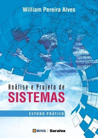 Analise E Projeto De Sistemas - Estudo Pratico