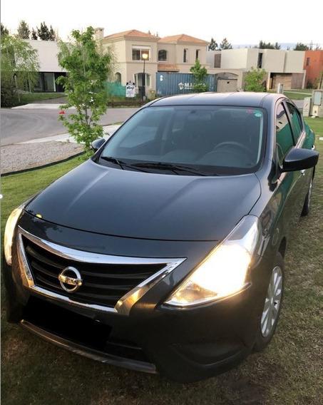 Nissan Versa 1.6 Automatico 55000km Dueño Vendo