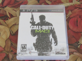 Call Of Duty Modern Warfare 3 - S/encarte - Ps3