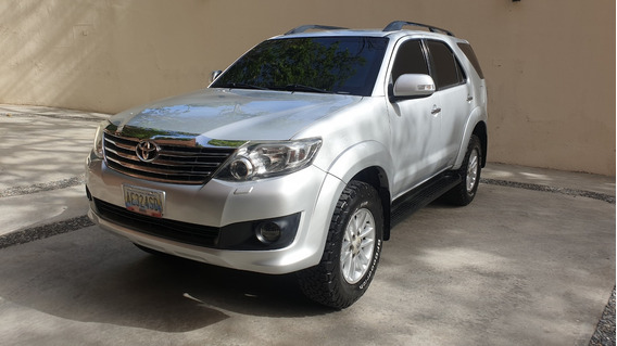 Toyota Fortuner 2014 Sr5 4x4 Blindada 3 Plus