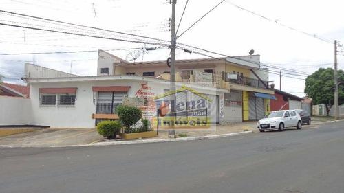 Sobrado Residencial À Venda, Parque Euclides Miranda, Sumaré. - So0697
