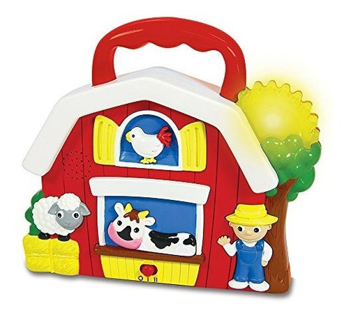 The Learning Journey Early Learning Old Macdonalds Farm