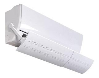 Defletor Ar Condicionado Split Tamanho Ajustável 60 A 100 Cm
