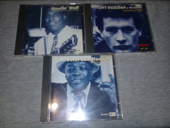 Lote Blues - Cds