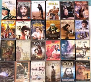 Filmes Épicos E Biblicos - Coleção Em 24 Dvds