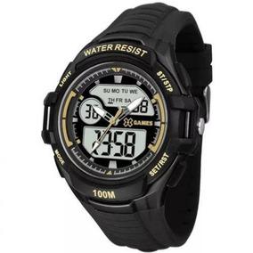 Relógio X Games Masculino Preto Xmppa230 Bxpx