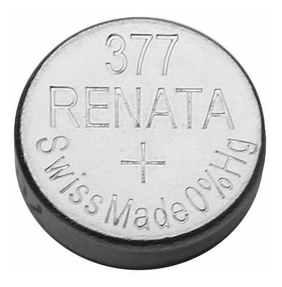Bateria Relógio Sony 377