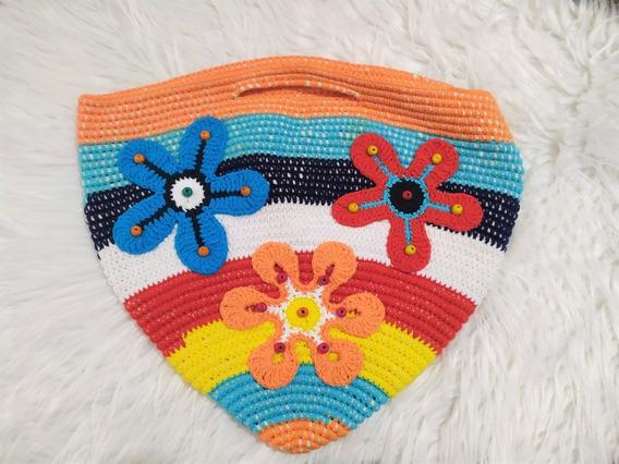 Carteras Bolsos Crochet Nuevos Varios Modelos