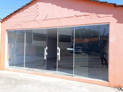 Galpão Para Venda Em Barra Velha, Barra Do Itapocu, 2 Banheiros - 1004