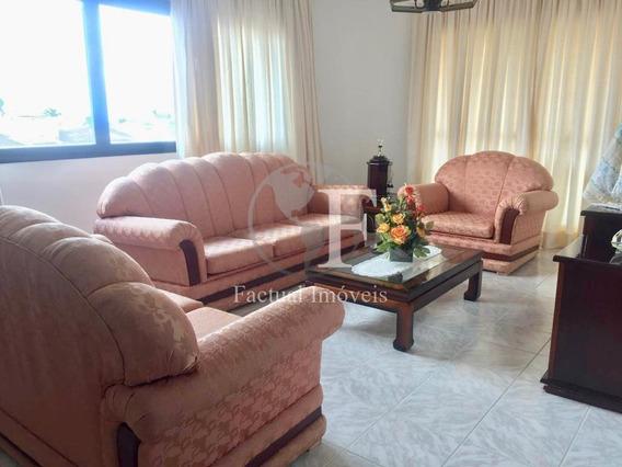 Cobertura Com 4 Dormitórios À Venda, 307 M² Enseada - Guarujá/sp - Co0727