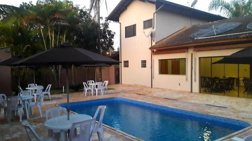 Chácara Com 3 Dormitórios À Venda, 1500 M² Por R$ 795.000,00 - Chácaras São Bento - Valinhos/sp - Ch0524
