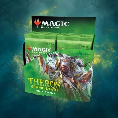 Magic - Theros Beyond Death Collector - Booster Inglês