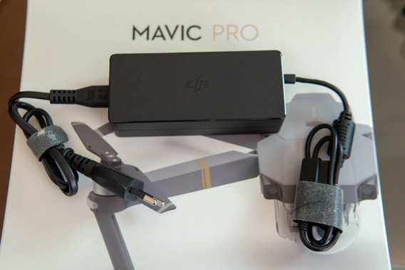 Dji Mavic Pro - Carregador - Peças E Acessórios Para Drone