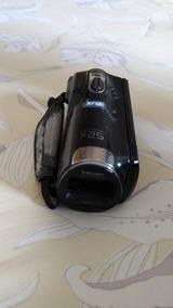 Filmadora Samsung Hmz-f80 Com Defeito