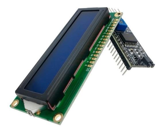 Display Lcd 16x2 + Módulo I2c